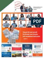 De Krant Van Gouda, 19 Mei 2016