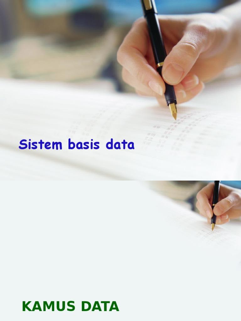 Erd dfd kamus data ccuart Images
