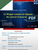 LE RISQUE (1)