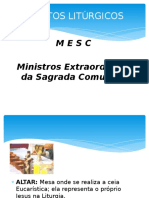 OBJETOS LITURGICOS.ppsx