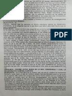 Declaración de Pilar Guzmán