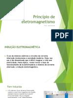 CE Princípio de Eletromagnetismo 02
