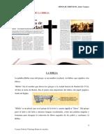 1. El Pais de La Biblia