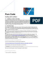 Pure Code with maXbox Introduction