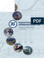 Regional Infrastructure Development Master Plan Executive Summary