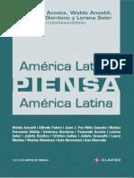 América Latina Piensa América Latina