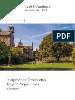 PGT Prospectus 2016