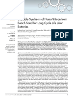 Synthesis of Nano-Silicon from Beach Sand.pdf