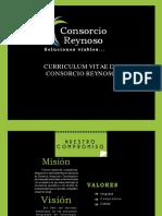 Presentacion Consorcio Reynoso, SRL