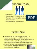 Personalidad-Teorías