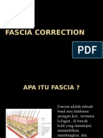 Fascia Correction