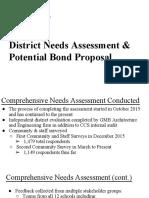 Board Bond Presentation