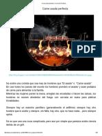 Carne Asada Perfecta _ Cocina de Hombres..