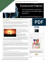 Pensamientos Poderosos_ Cómo Mantener Una Actitud Positiva Aunque Estés Rodeado de Malas Noticias