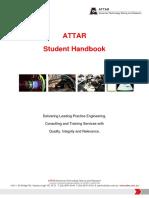 ATTAR Student Handbook Latest