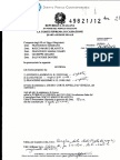 Casspen 49821_2012 Infortuni e Posizioni Garanzia