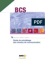 Guide Du Precablage Des Reseaux de Communication