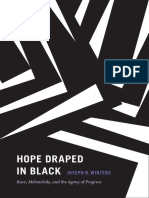 Hope Draped in Black by Joseph R. Winters