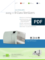 Celitron - Bench-Top Steam Sterilizers - Sting 11 B Series (1)