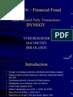 Dyn Egy Report Spring 2004