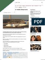 EgyptAir Crash_ Plane 'Made Sharp Turns Before Plunge' - BBC News