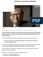 De ciencia ficción a matemáticas, cinco libros que Bill Gates recomienda leer - BBC Mundo.pdf