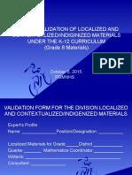 Validation Form .Ppt.