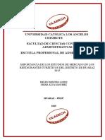 Modelo De Desarrollo (Monografía)