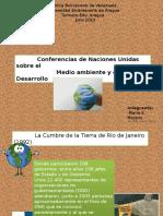 Cumbre de Río - Exposición Breve