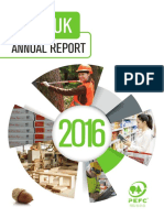 PEFC UK Annual Report 2016