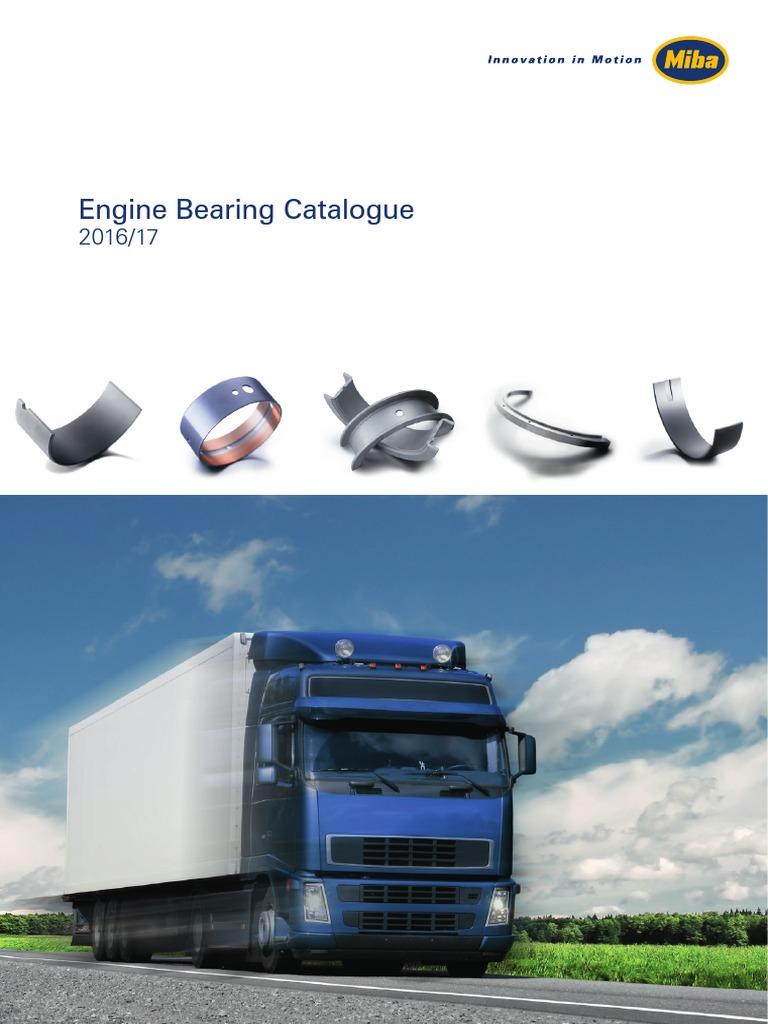 Clevite MS-2011P Engine Crankshaft Main Bearing Set