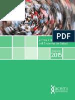 Informe Cifras e Indicadores 2015 - OK