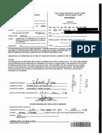 Kidnapping Complaint Against Esten J. Ciboro