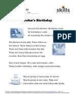 E2 Johns Birthday