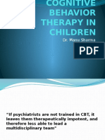 CBT in Children