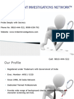 Trident Investigations | Private Detective Agency In Delhi