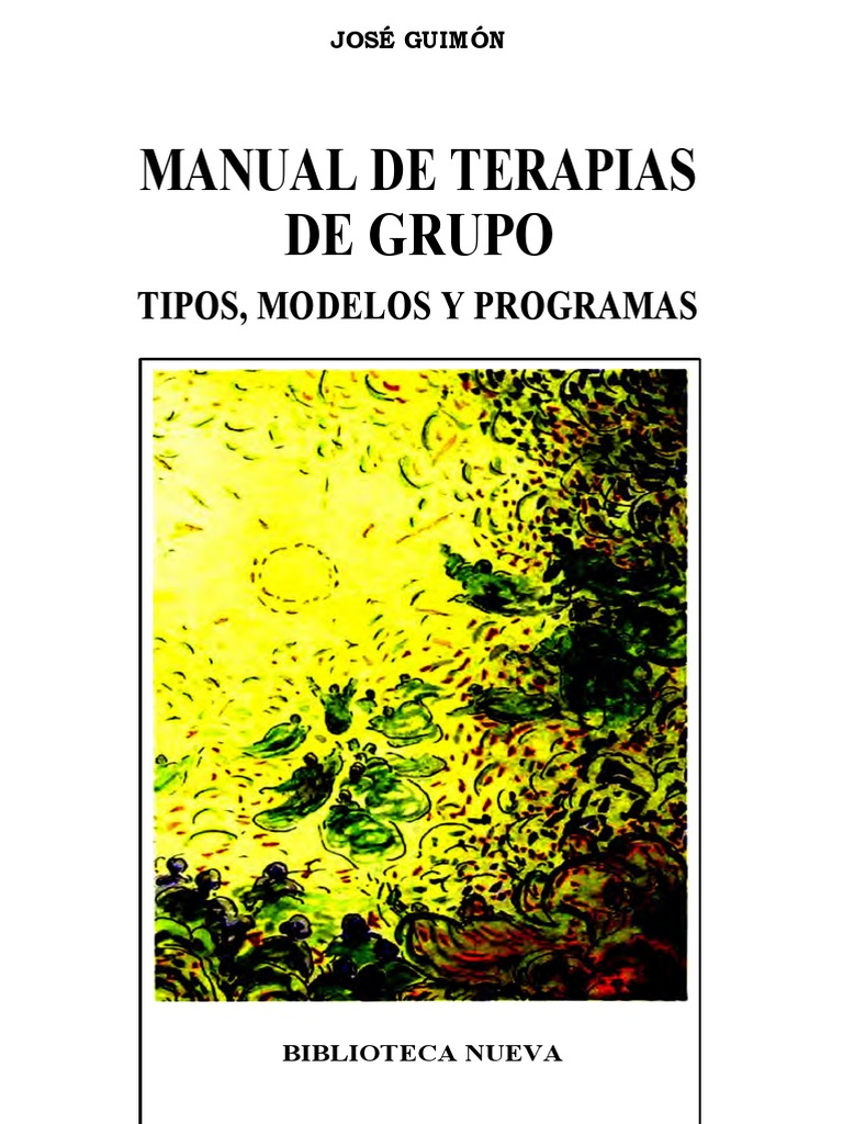 272086799 Manual de Terapia de Grupo Jose Guimon (1)
