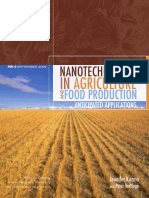 Nanotechnology in Agri Food
