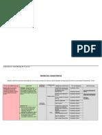 Matrices y Cuestionariosds