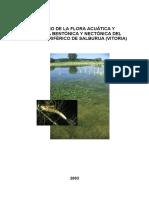 Cirujano 2003 - Estudio Flora y Fauna de Charcas