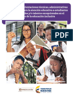 Documento Orientaciones Educacion Inclusiva