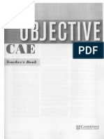 Objective CAE Teacher 39 s Book
