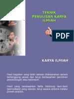 Metode Penulisan KTI