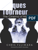 Jacques Tourneur the Cinema of Nightfall