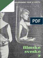 Filmske Sveske, Sv. I, Br. 7_ Bunjuel - Ju - Unknown