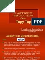Freddy Espinosa Larriva Topy Top
