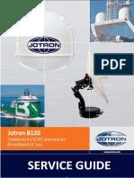 Service Guide Jotron B120 Revision A