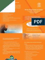 M.voc Brochure