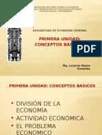 Conceptos Fundamentales de Economia