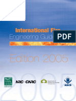 Guidelines International Fire Engineering 2005